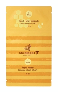 Royal Honey Ampoule mask live