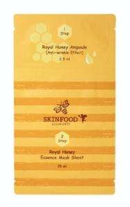 Royal Honey Ampoule mask live